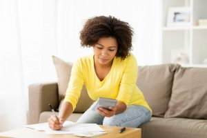 calculating how much you want for your home